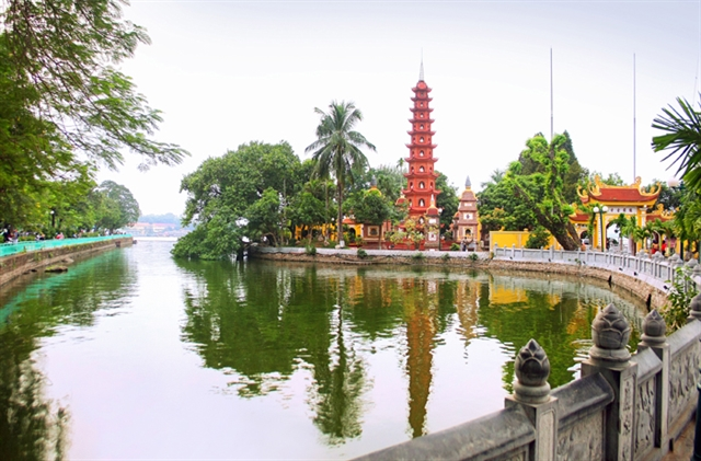 Vietnamese pagodas among some of worlds most beautiful