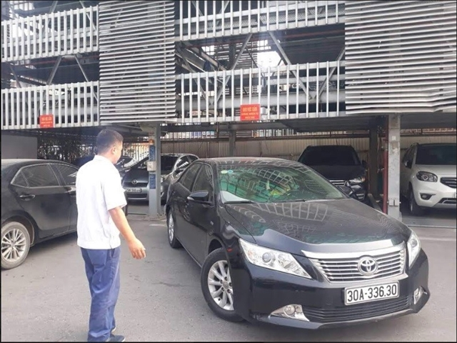 Underground parking areas a must for Hà Nội