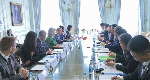 Việt Nam UK hold 7th strategic dialogue