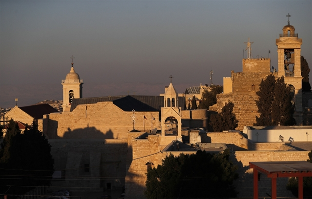 Bethlehems Nativity Church removed from UNESCO endangered list