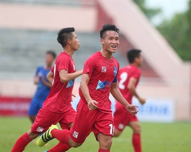 Viettel win take national U17 championships semi-final berth