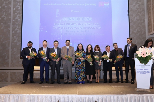 Seminar discusses VN-India business opportunities