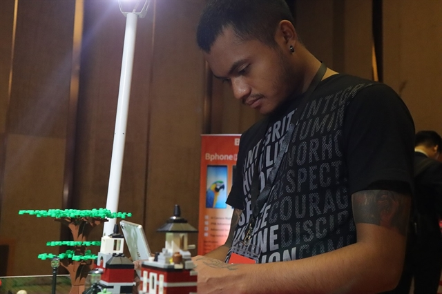 Bkav distributessmartphones in Myanmar