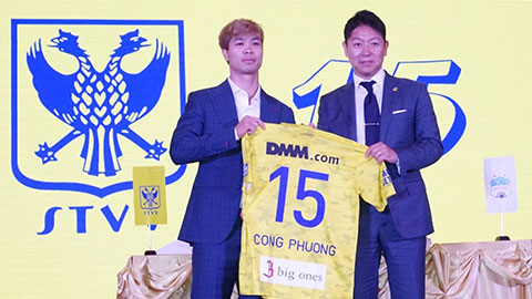 Việt Nam star signs deal with Belgian team