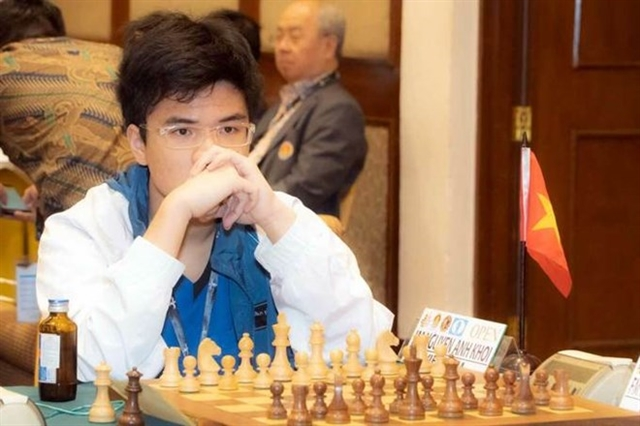 Khôi wins Asian Junior Chess Championship