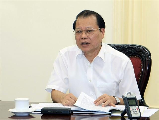 Inspection commission asks to discipline ex-Deputy PM