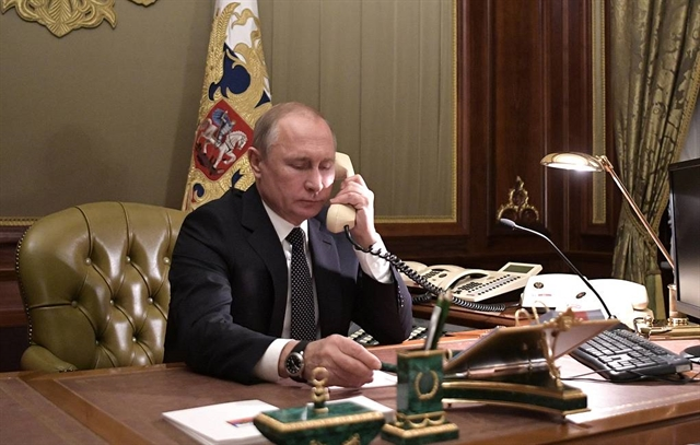 Putin thinks Trumps offer means that full-format bilateral relations will be restored