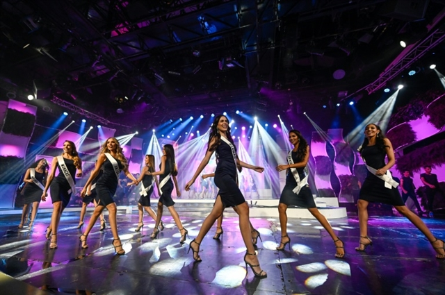 In a first Miss Venezuela ditches contestants measurements