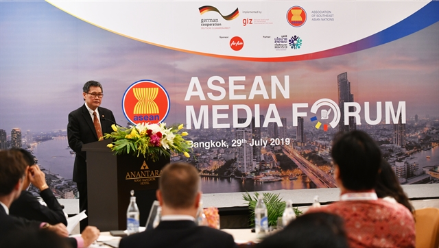 RCEP expected to be finalised by year-end: ASEAN General Secretary