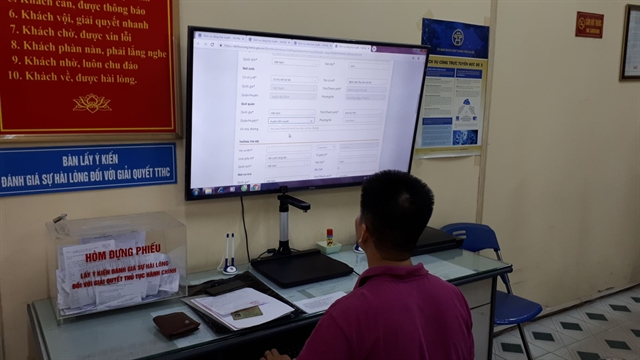 HN boosts online public adminservices