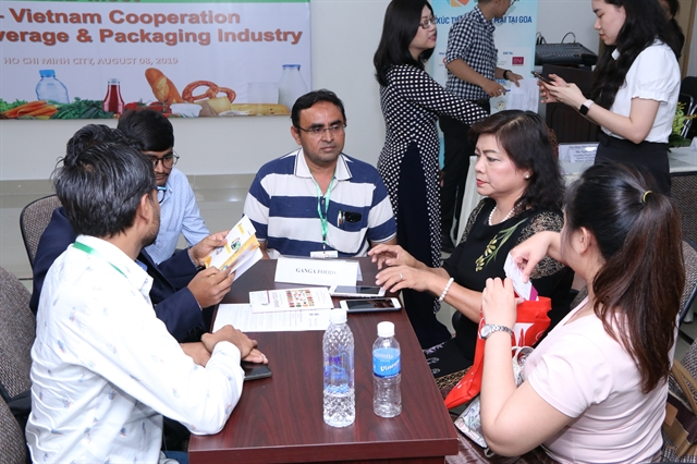 VN food and beverage sector draws foreign firms interest