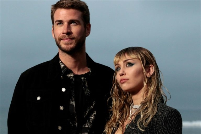 Miley Cyrus Liam Hemsworth to separate: media