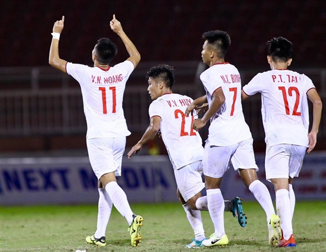Tuấn warns players to respect Thailand ahead of U18 clash