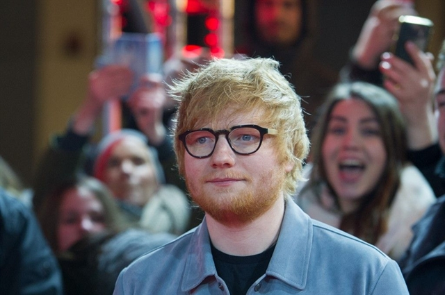 Ed Sheeran rides through London in new Nothing on You video