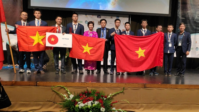 Việt Nam wins big at international astronomy competition