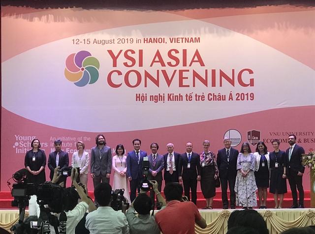 YSI Asia Convening 2019 kicks off in Hà Nội