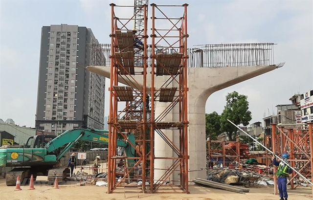Mai Dịch – Nam Thăng Long overpass to be completed next year