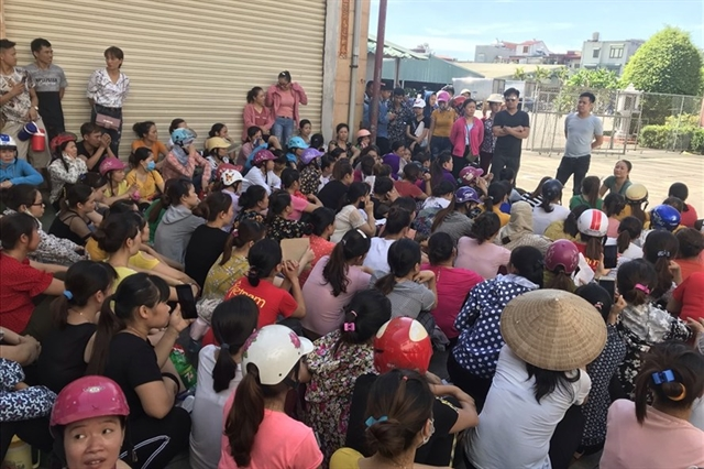 2200 footwear workers left hanging after companys director flees VN