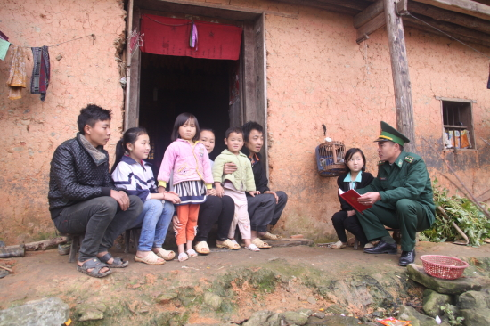 5.6 per cent of Vietnamese children face risk of trafficking