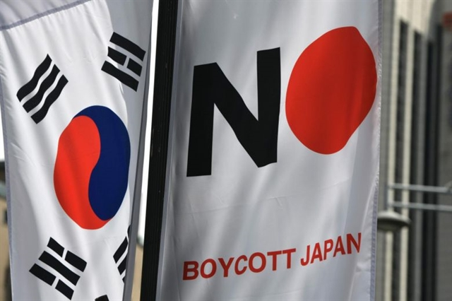 S. Korea begins process to remove Japans trusted trade partner status