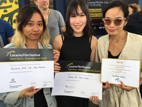 Vienamesemovies win prizes in Swiss Film Festival