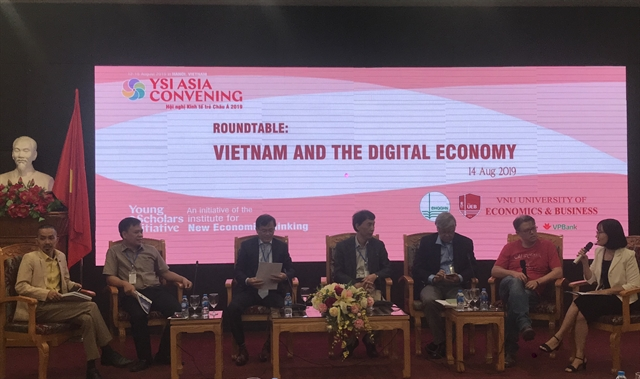 Digital economy to bring new momentum for VN