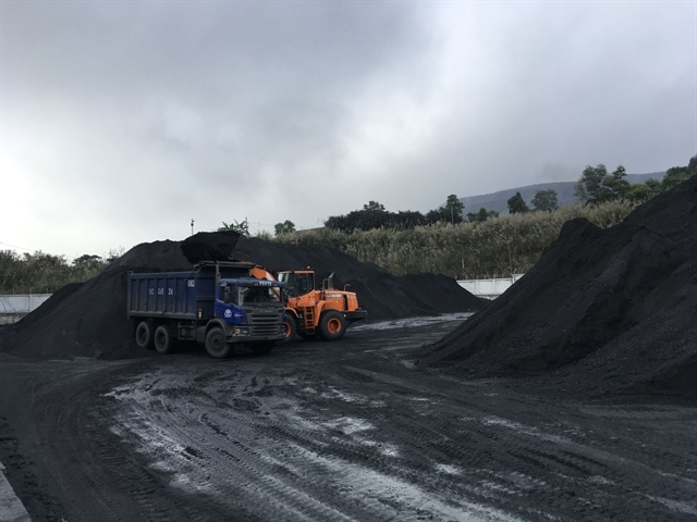 Vinacomin considers importing coal from the US