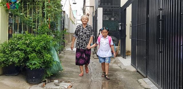 Charity class makes dreams come true for needy children