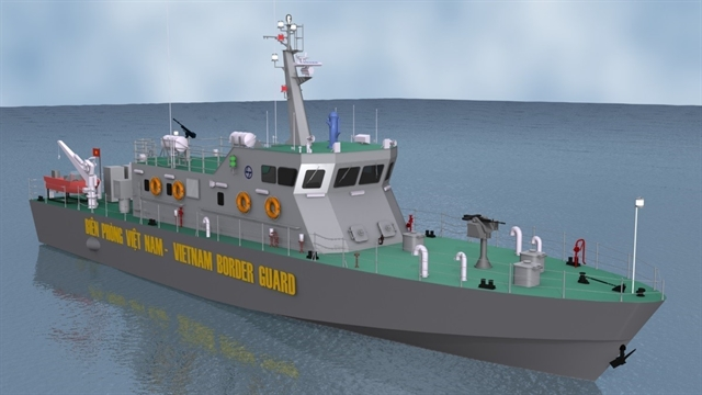 Indian shipyard to build patrol ships for Việt Nams border guard