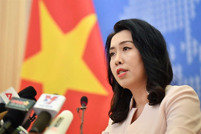 China asked to withdraw ships from Việt Nams territorial waters