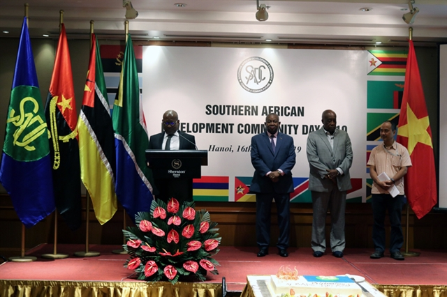 Southern African Development Community Day celebrated in Hà Nội