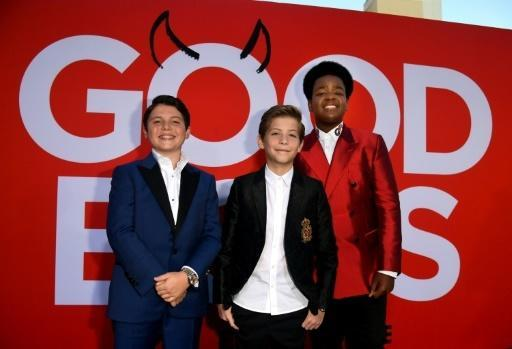 Good Boys tops N. American box office