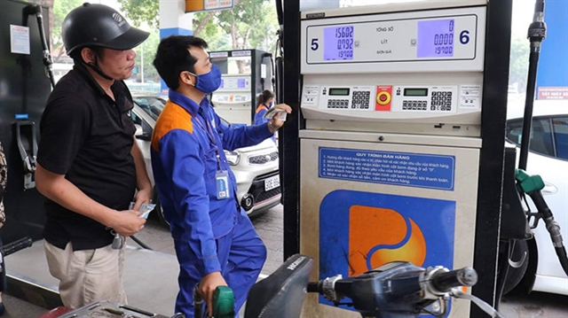 Petrol prices down on lower input costs