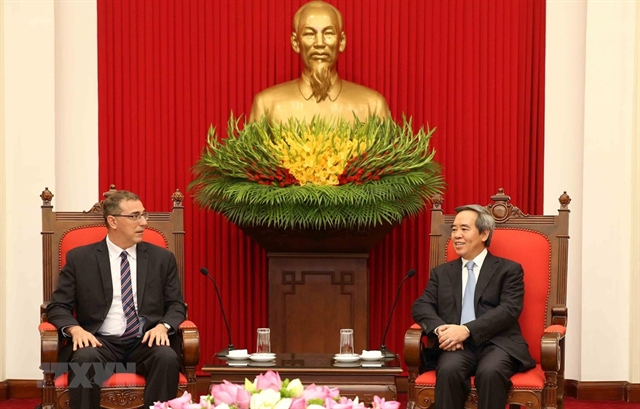 IMF ILO pledgefurther support for Việt Nam