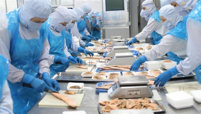 Shrimp exports recover in July