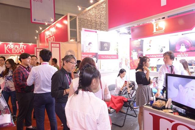 Saigon Beauty Show to debut next month