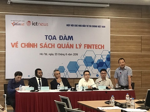Fintech firms need clear policy to develop