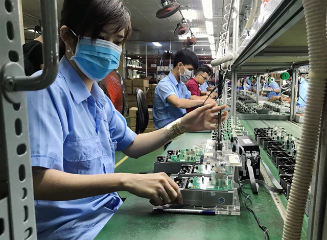 Việt Nam is Asias bright spot amid trade tensions: UOB report
