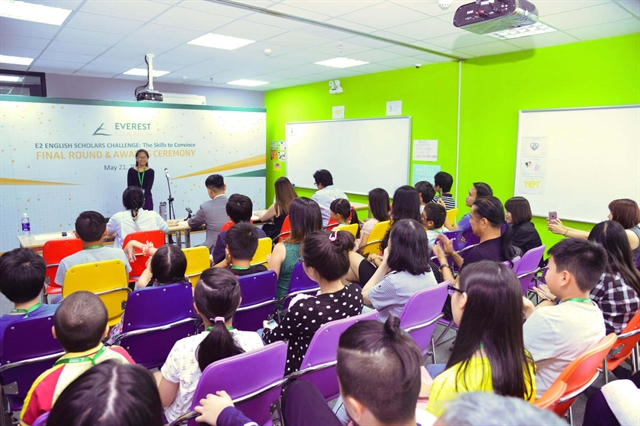Everest Education receives 4 million from foreign funds