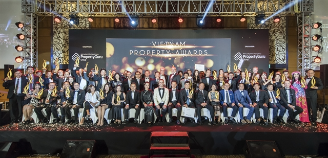 Annual PropertyGuru Vietnam Property Awards to be given today