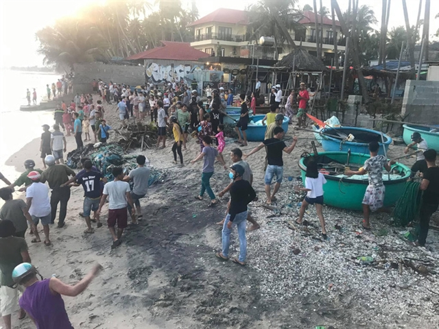 Four people drown in Bình Thuận