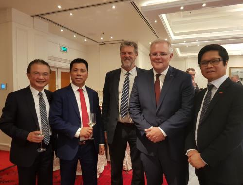 Việt Nam and Australia boost economic co-operation