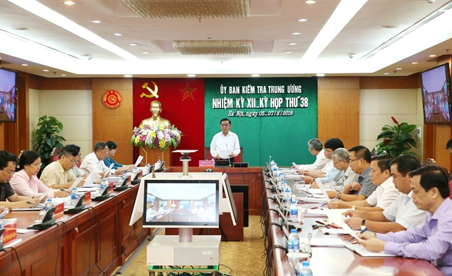 Partys inspection commission rules on violations in Khánh Hòa Đồng Nai