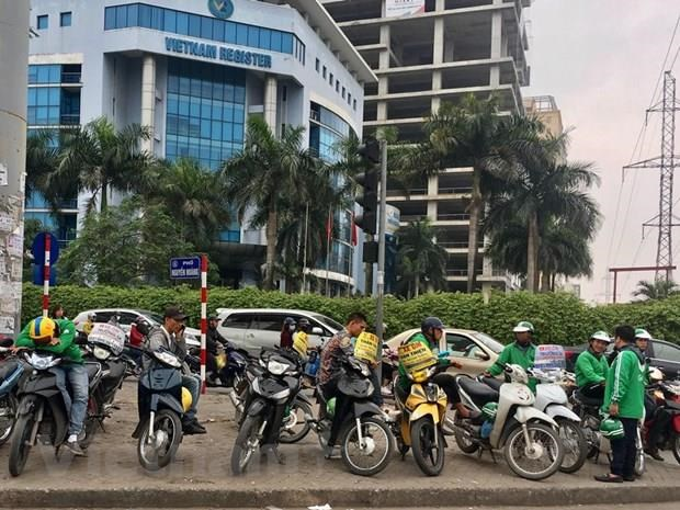 Licence compulsory for motorbike drivers in Hà Nội