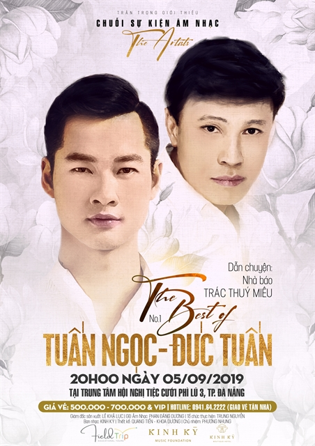 Overseas Vietnamese singers to perform in Đà Nẵng
