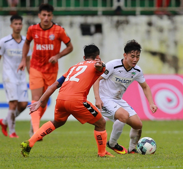 Hoàng Anh Gia Lai win relegation still on the cards