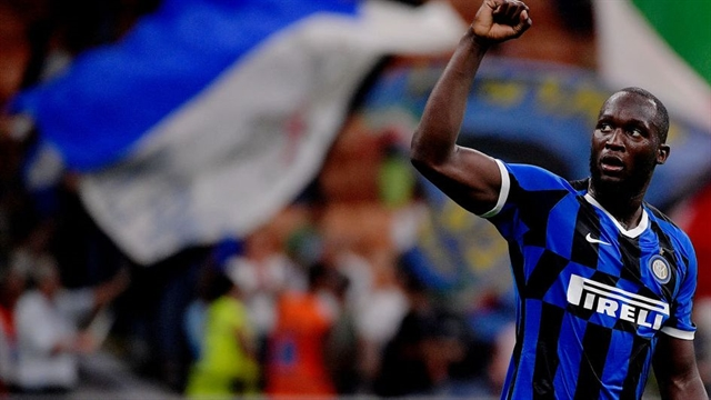 Dynamite debut: Lukaku scores as Contes Inter reign starts in style