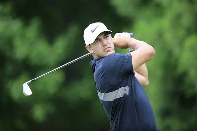 Koepka pips McIlroy for PGA Player of the Year prize