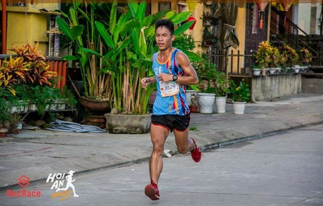Runner turns his passion into a livelihood