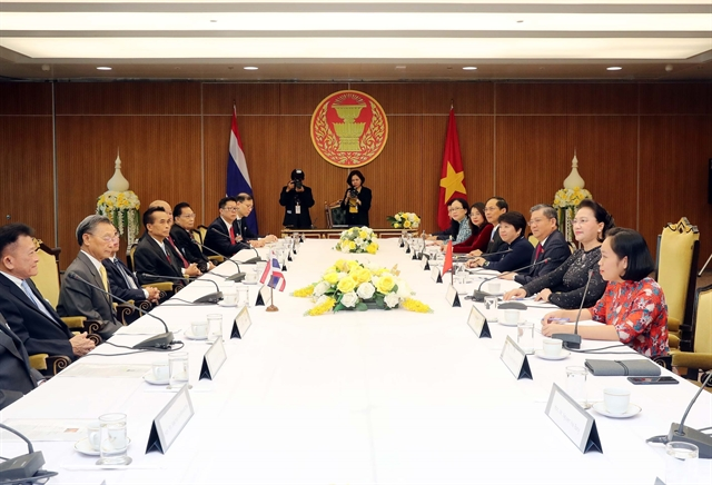 Việt Nam values partnership with Thailand: NA leader
